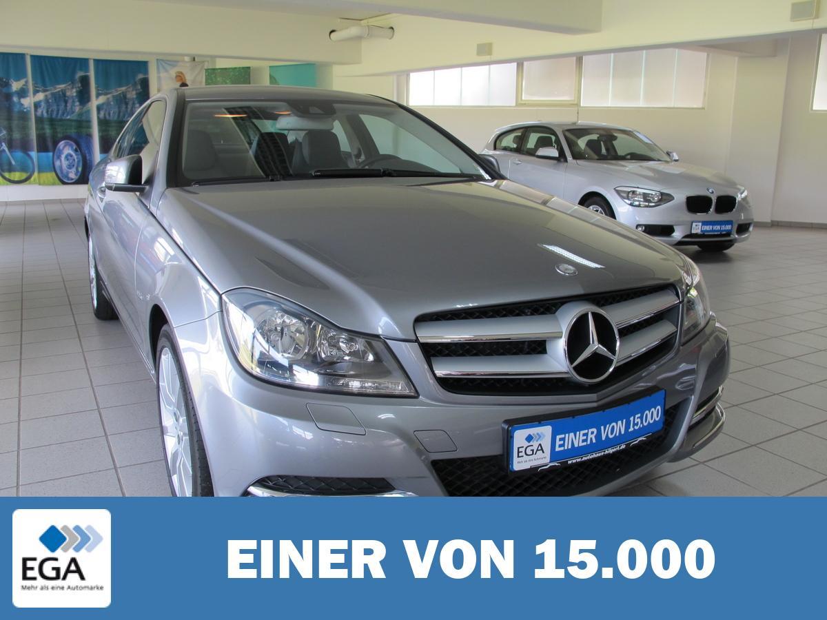 Mercedes-Benz C 180 CGI,BlueEfficiency,Navi Comand,Sitzh.,Klimaautom,