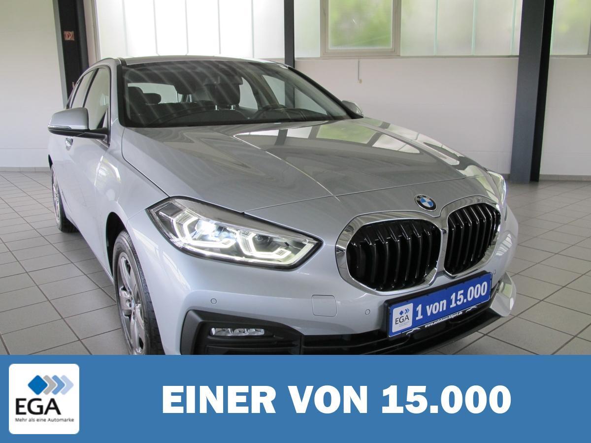 BMW 118i Advantage,LED,Bluetooth,Sitzh.,Klimaautom.,PDC