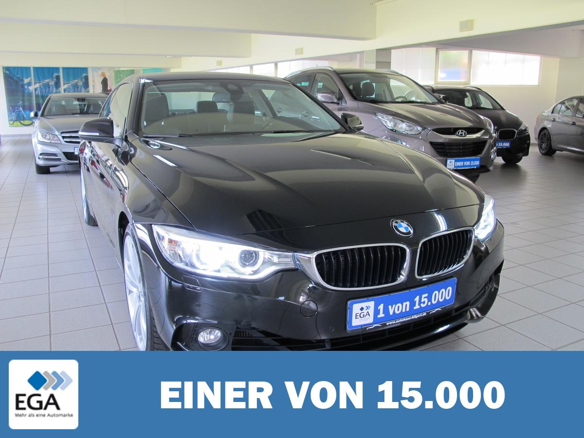 BMW 435iA,Coupe,Navi.-Prof.,Xenon,Leder,PDC,Klimaa.,Perf.-Ausp.