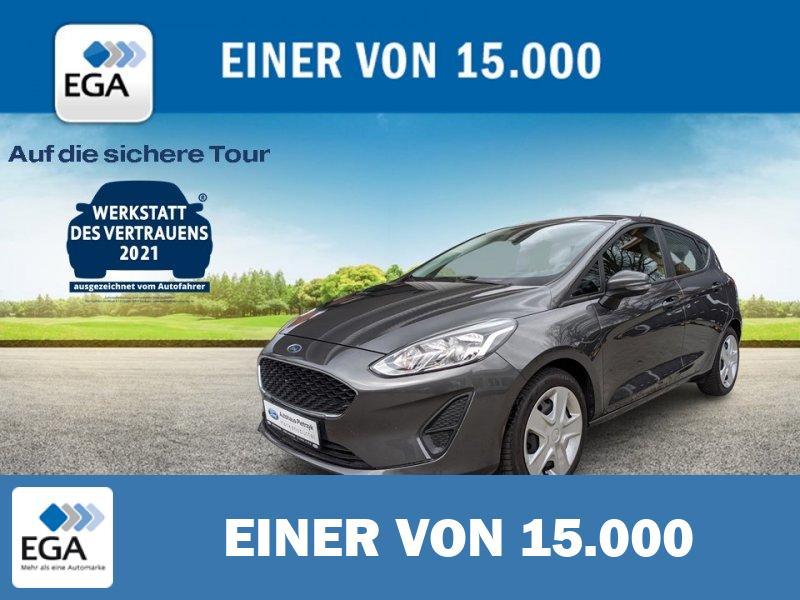 Ford Fiesta 1.1 EU6 Cool&Connect