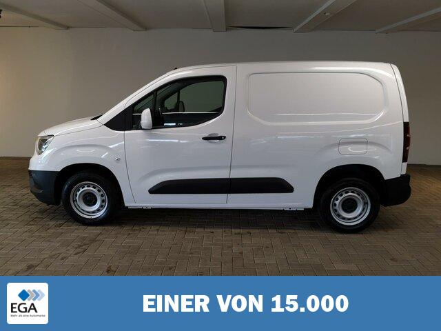 ANDERE Combo Cargo L1H1+Klima+Holzboden+Multimedia-Radio