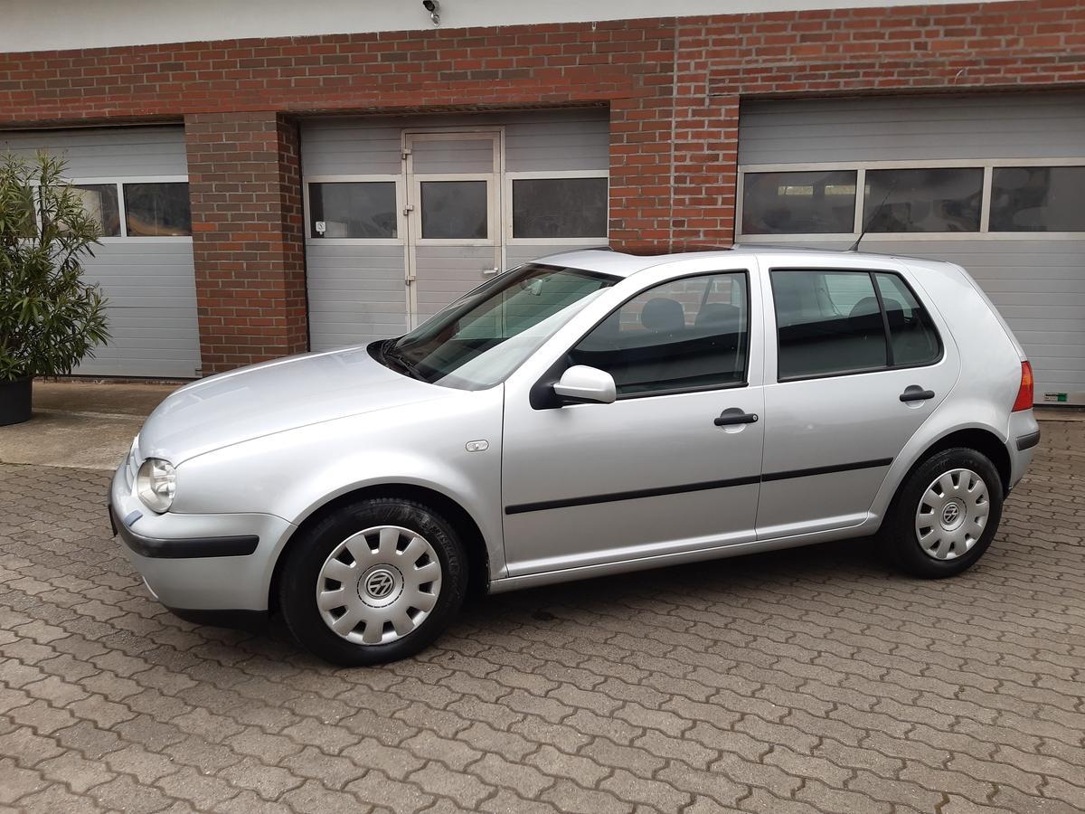 Volkswagen Golf 2.0 5-türig