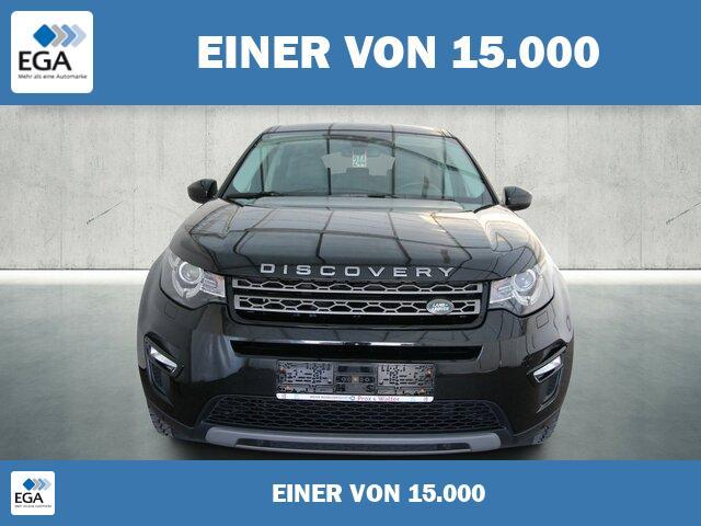 LAND ROVER Discovery Sport 2.0 TD4 SE 4WD NAVI*Bi-XENON*AHK