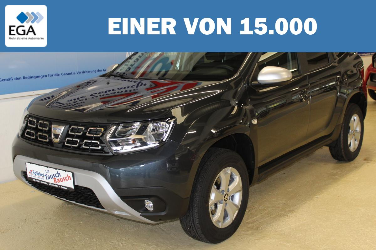 Dacia Duster 1.0 TCe100 Comfort, PDC, Bluetooth