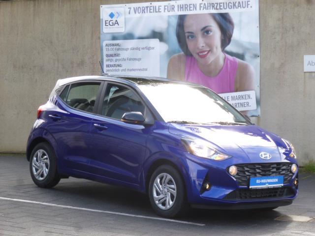 Hyundai i10 1.0 Klima - PDC - Sitzhzg - DAB-Radio - LKA-Spurhalte