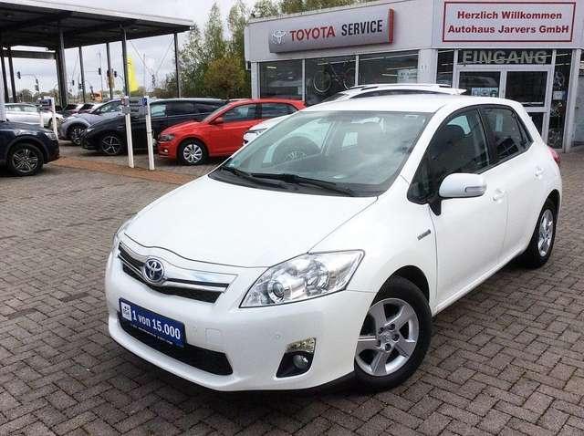 Toyota Auris Auris 1.8 Hybrid Life*Klima*Alu*Parksensoren v+h
