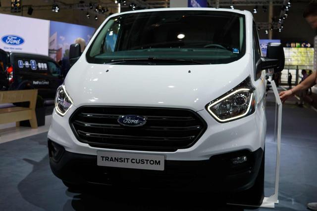 Ford Transit Custom Kombi MJ21 2.0 TDCi 125 kW Hyb...