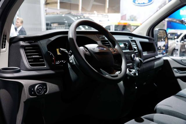 Ford Transit Custom Kombi 2.0 TDCi mHEV