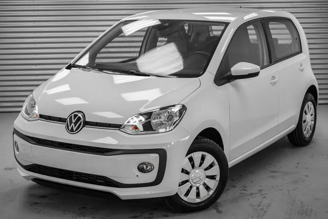 VW up! up 1,0 MPI Basic - LAGER 48 kW (65 PS), S...