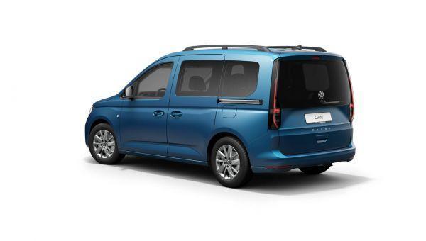 VW Caddy 2.0TDi DSG Kam Sunset App Keyless Sitzh...