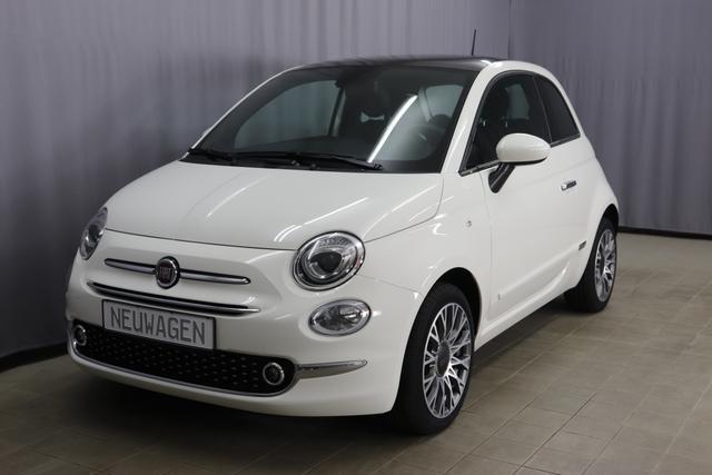 Fiat 500 Star UVP 21.255,00 1,0 Hybrid Glasdach, N...