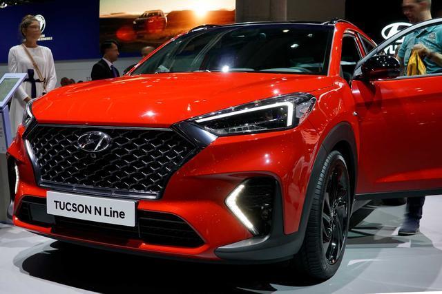 Hyundai TUCSON N-Line 1.6 T-GDIS&S 130 kW AT 4WD mit ...
