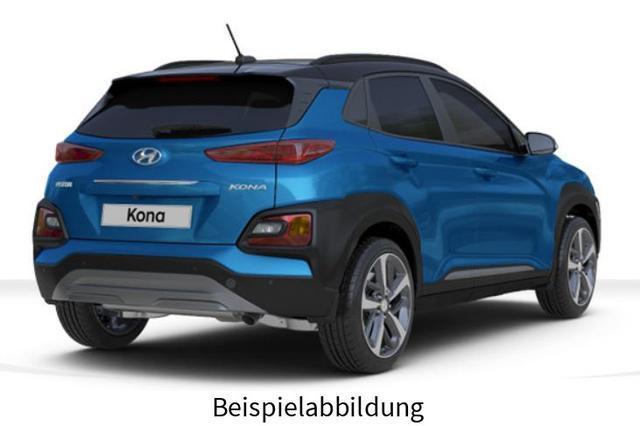 Hyundai Kona MJ21 1.6 CRDI 100 kW mit Navi, KRELL-Sou...