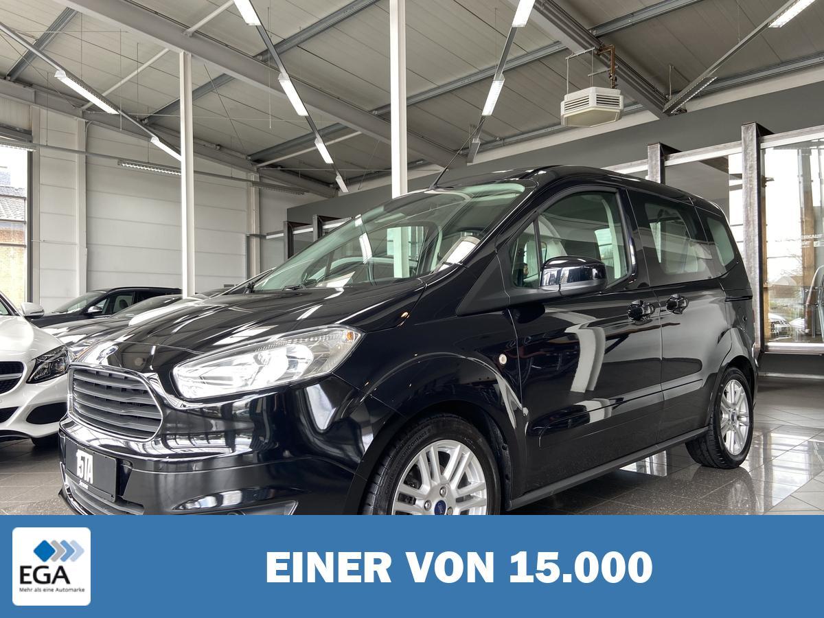 Ford Tourneo Courier Trend 1.0 EcoBoost Navi Klima PDC EU6