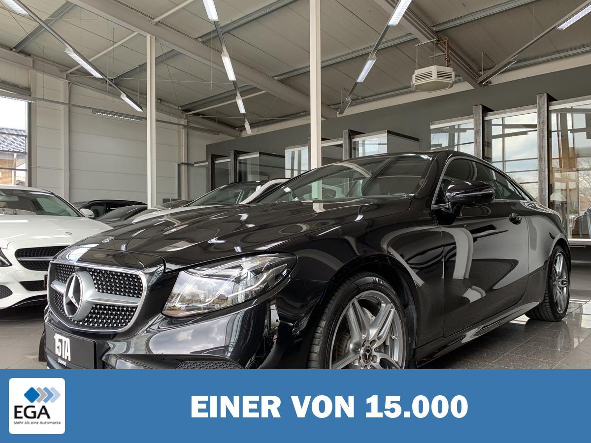 Mercedes-Benz E 220  d Coupe AMG  Multibeam Pano. Burmester