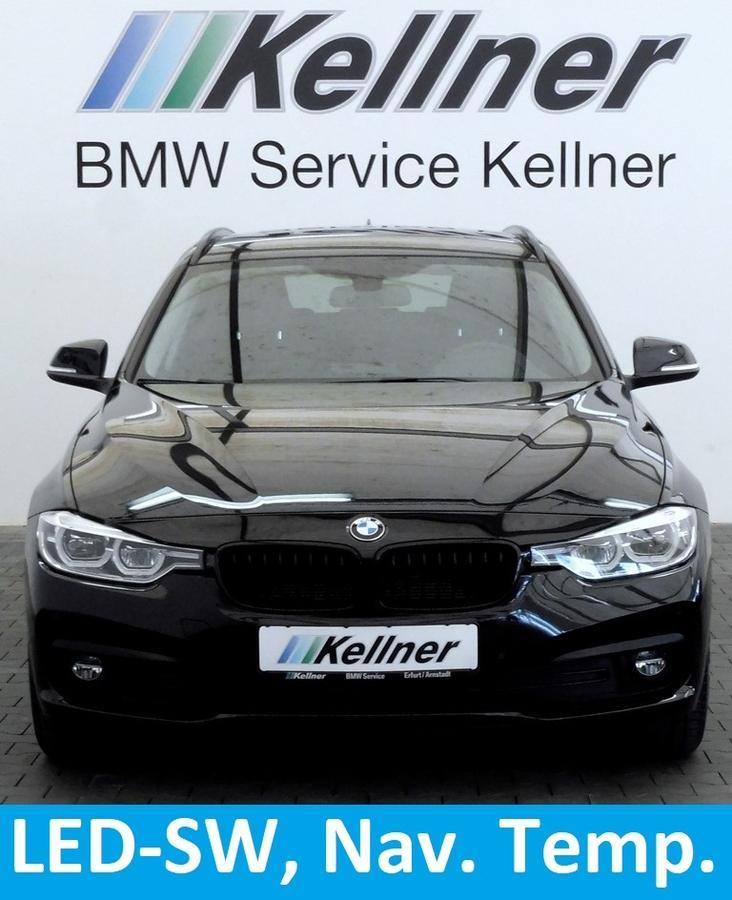 BMW 320d Touring Aut. Adv. Navi LED-SW Tempomat