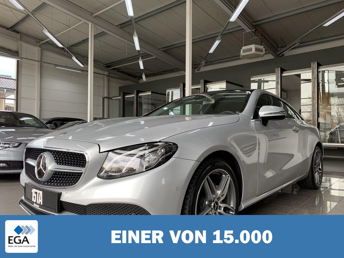 Mercedes-Benz E 220 d Avantgarde LED Distronic+ Airmatic Pano