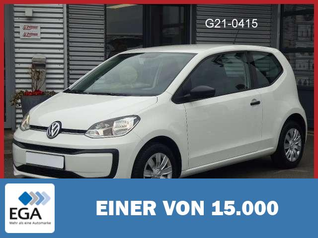 Volkswagen up! take up! 1.0 +EASY ENTRY+ZV+BERGANFAHRASSISTENT