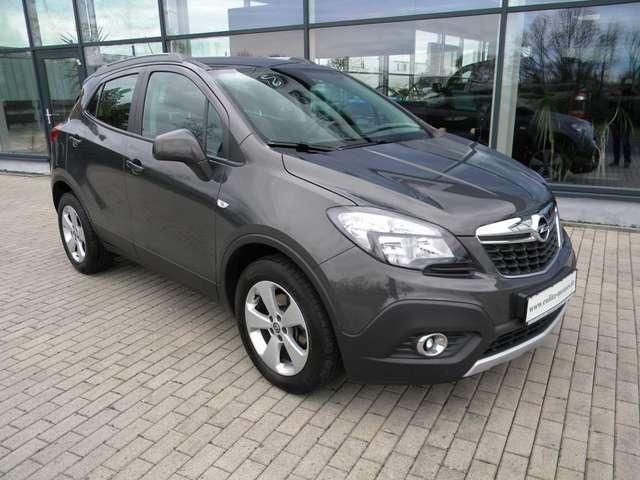 Opel Mokka bis 06/2016 Mokka 1.6 CDTI ecoFLEX Start/Stop 4x4