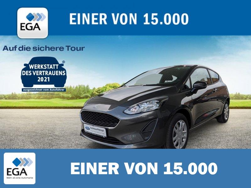 Ford Fiesta 1.1 EU6d Cool&Connect S/S (EURO 6d)