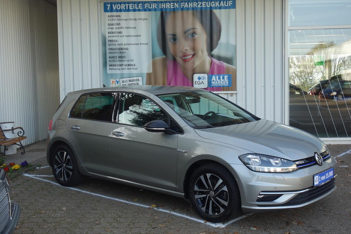 Volkswagen Golf TSI 1.5 ACT IQ.DRIVE*DSG*NAVI*SITZHZG*PRIVACY*SPUR+PARK
