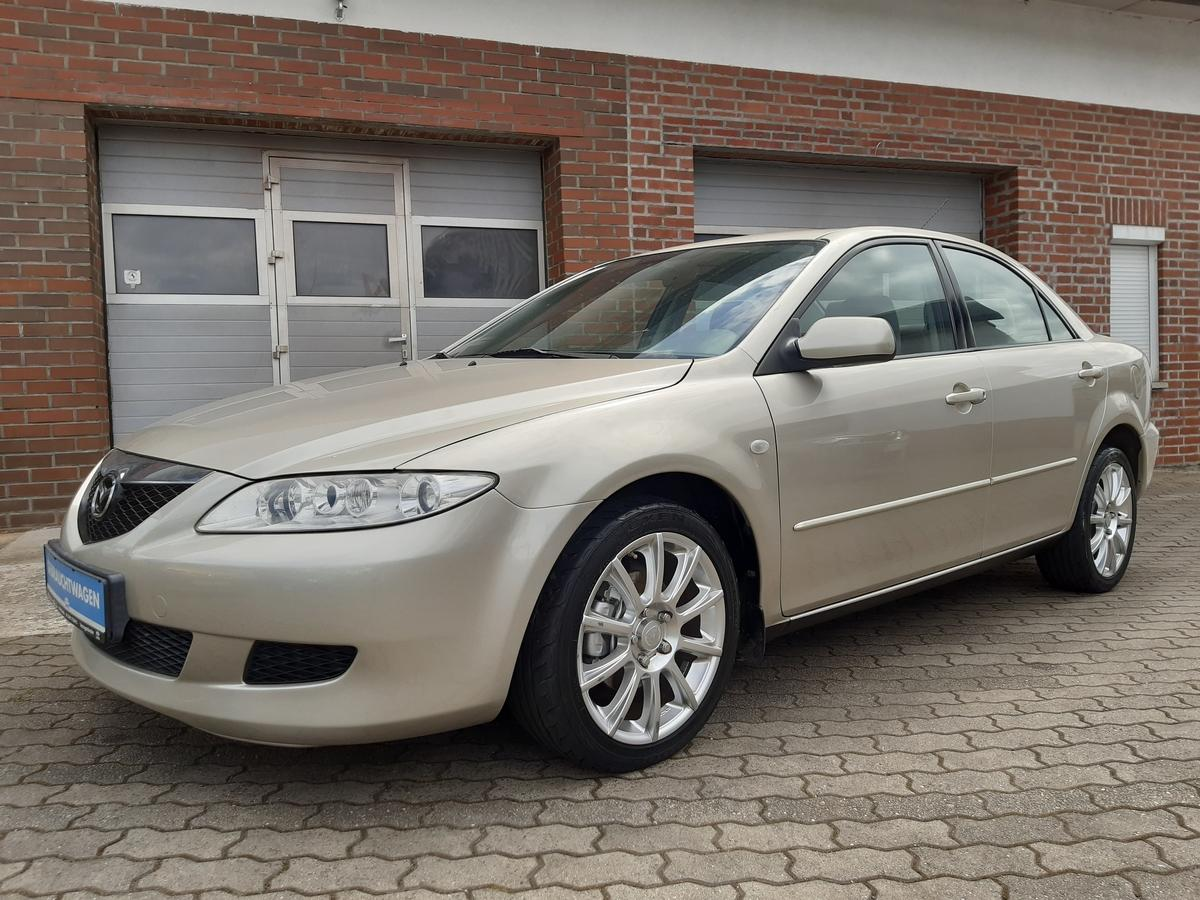 Mazda 6 1.8 4T Exclusive