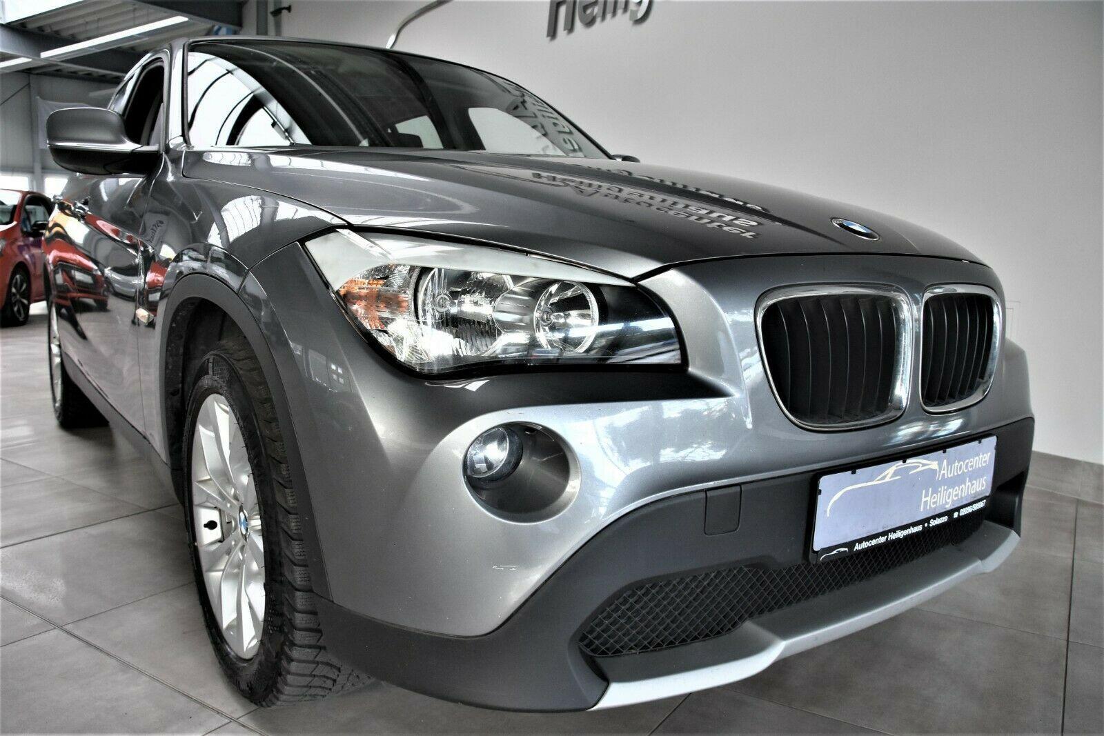 BMW X1 18d sDrive Klimaautomatik Sitzheizung AUX PDC