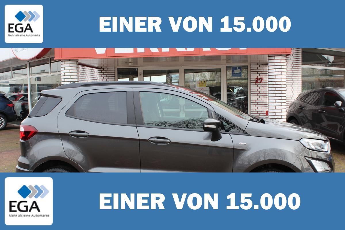 Ford EcoSport 1,0 EcoB. ST Line / Navi + Winter + FGS 5.Jahr