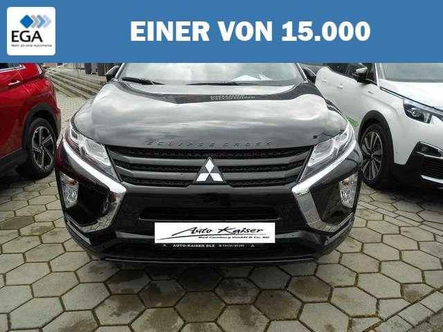 Mitsubishi Eclipse Cross Connect 1.5  CVT 2WD AUTOMATIK