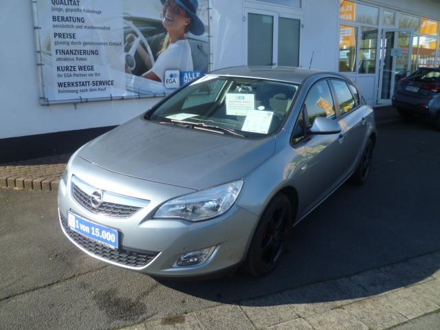 Opel Astra Edition *Klima*Nebel*PDC*Bluetooth*Tempomat*ALU