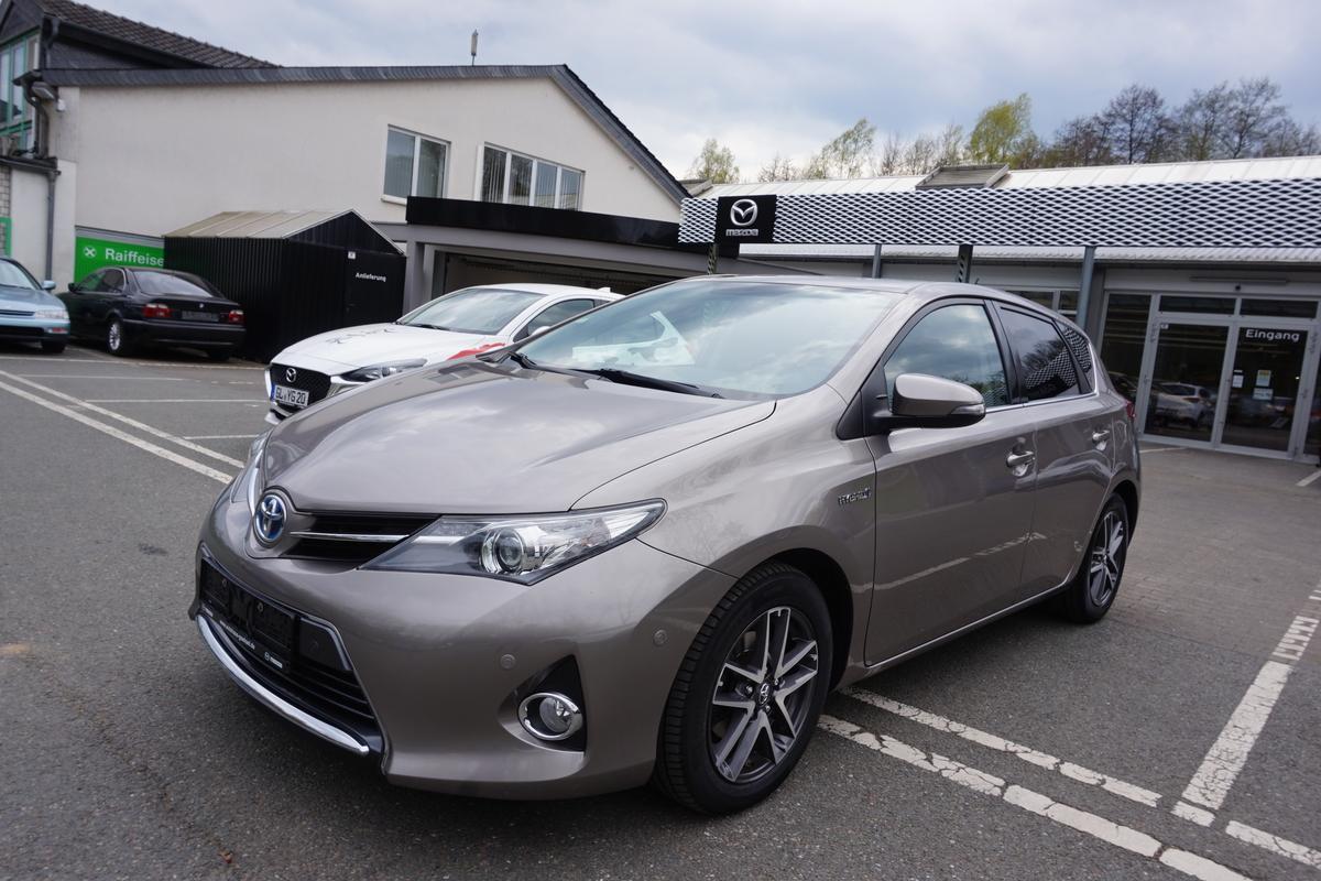 Toyota Auris Hybrid Edition, Automatik, Navi, Klima, PDC, Alu, AHK