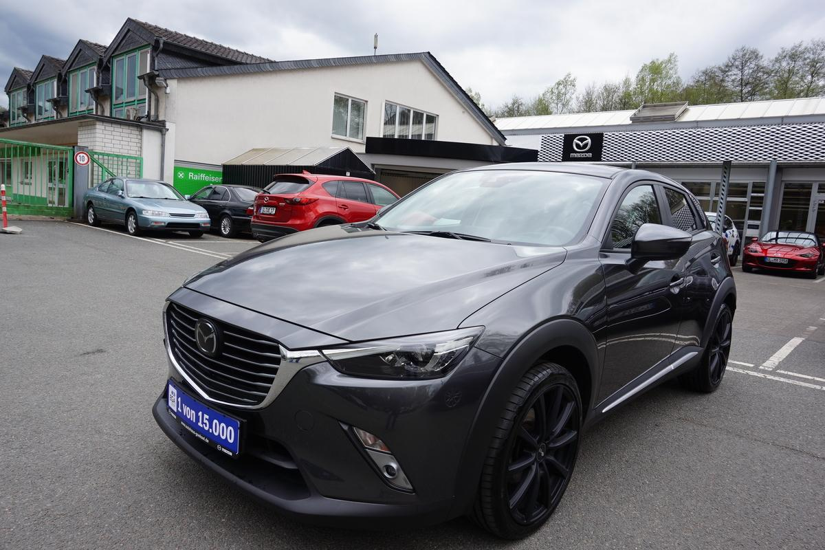 Mazda CX-3 Automatik, Allrad, Bose, Head Up, Navi, Klima, Kamera
