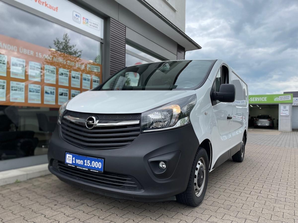 Opel Vivaro 1.6 CDTI L1H1 Klima
