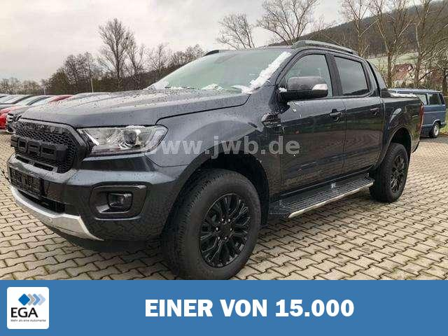 Ford Ranger Wildtrak 2,0 Xenon Np56t 10G 32% Lager ACC PPv+h