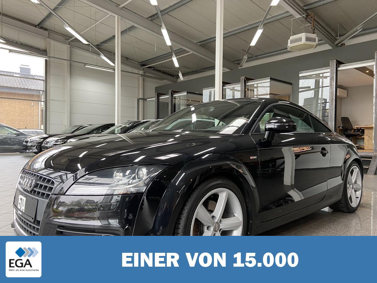 Audi TT 2.0 TFSI Coupe S-Line Bi-Xenon Navi BOSE
