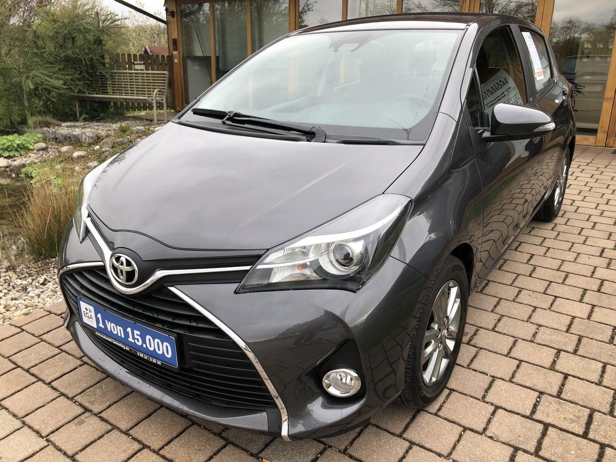 Toyota Yaris Yaris 1.3 Dual-VVTi 99PS Edition S*Kamera*