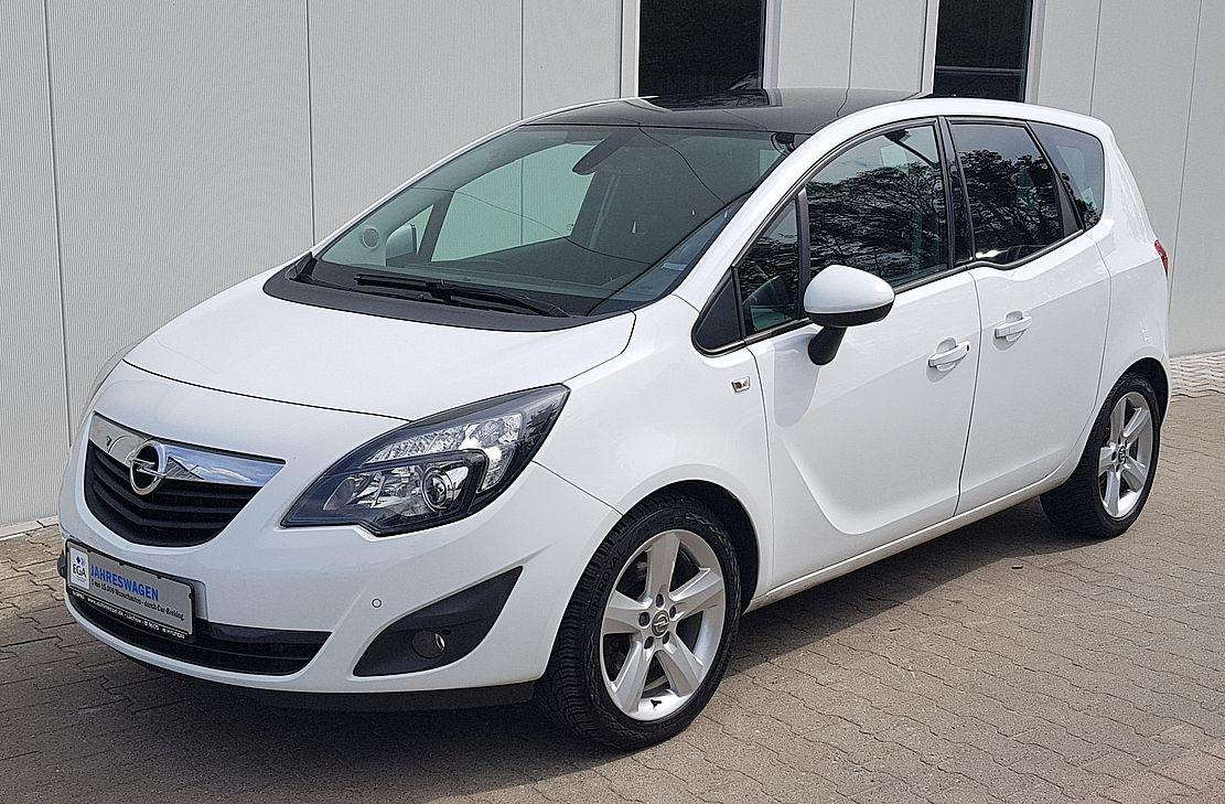 Opel Meriva Design Edition 1.4 iT Klima*Pano*PDCv/h
