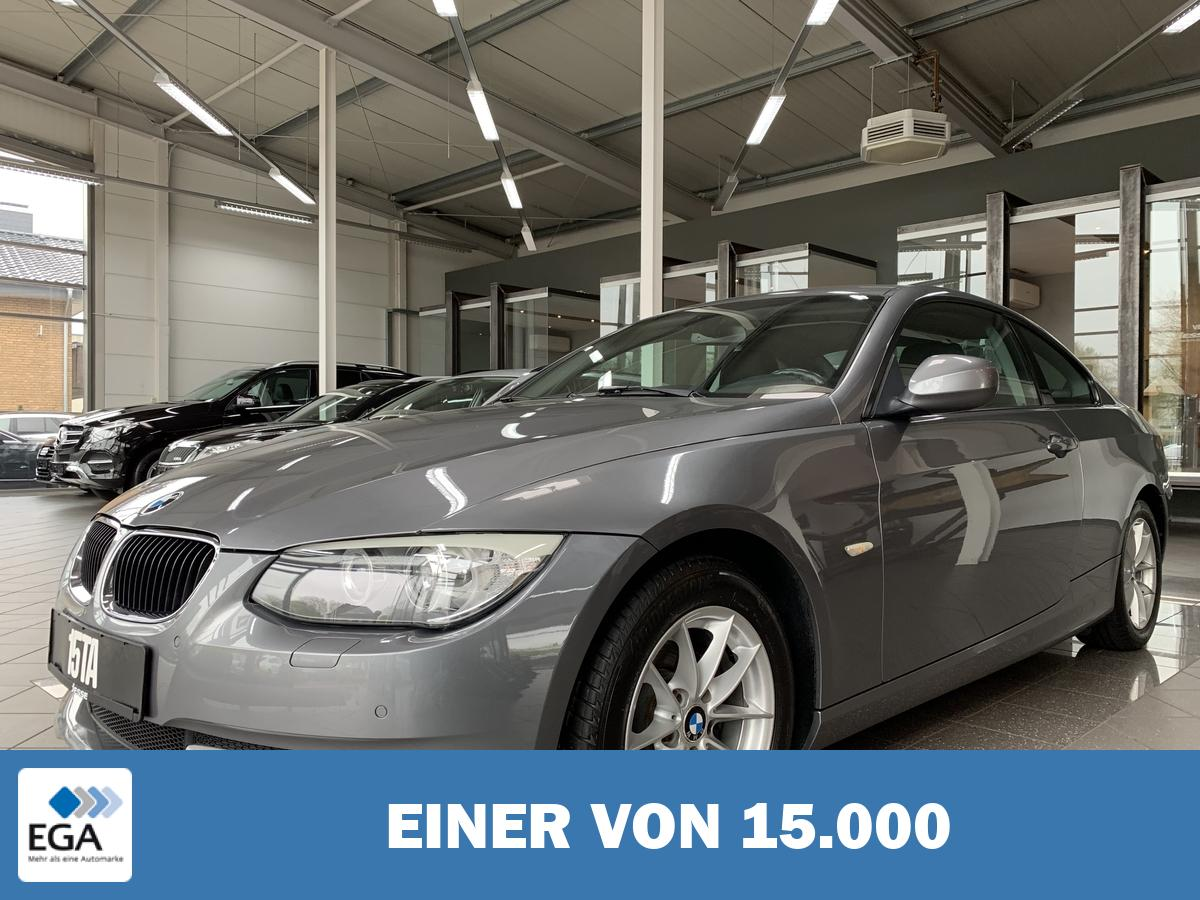 BMW 318 i Coupe Navi Xenon PDC