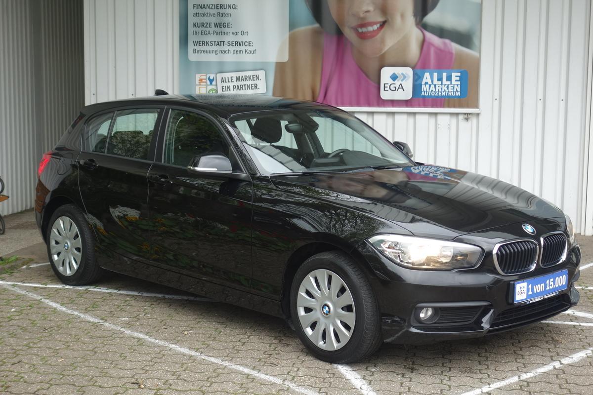 BMW 116d ADVANTAGE*1 HD*SHZ*PDC*BLUET*ALU*TEMPOMAT*KLIMAAUTOM