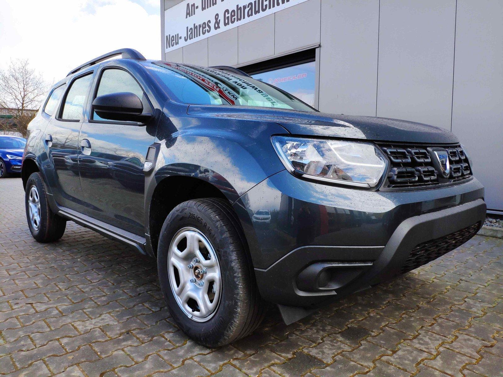Dacia Duster Diesel 2021 Klima*Bluetooth*ZV-Funk uvm