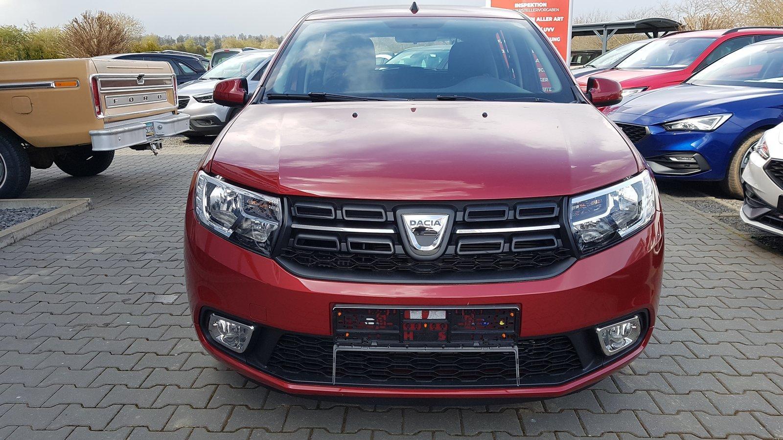 Dacia Sandero II Comfort*Klima*PDC*Tempomat*NS*