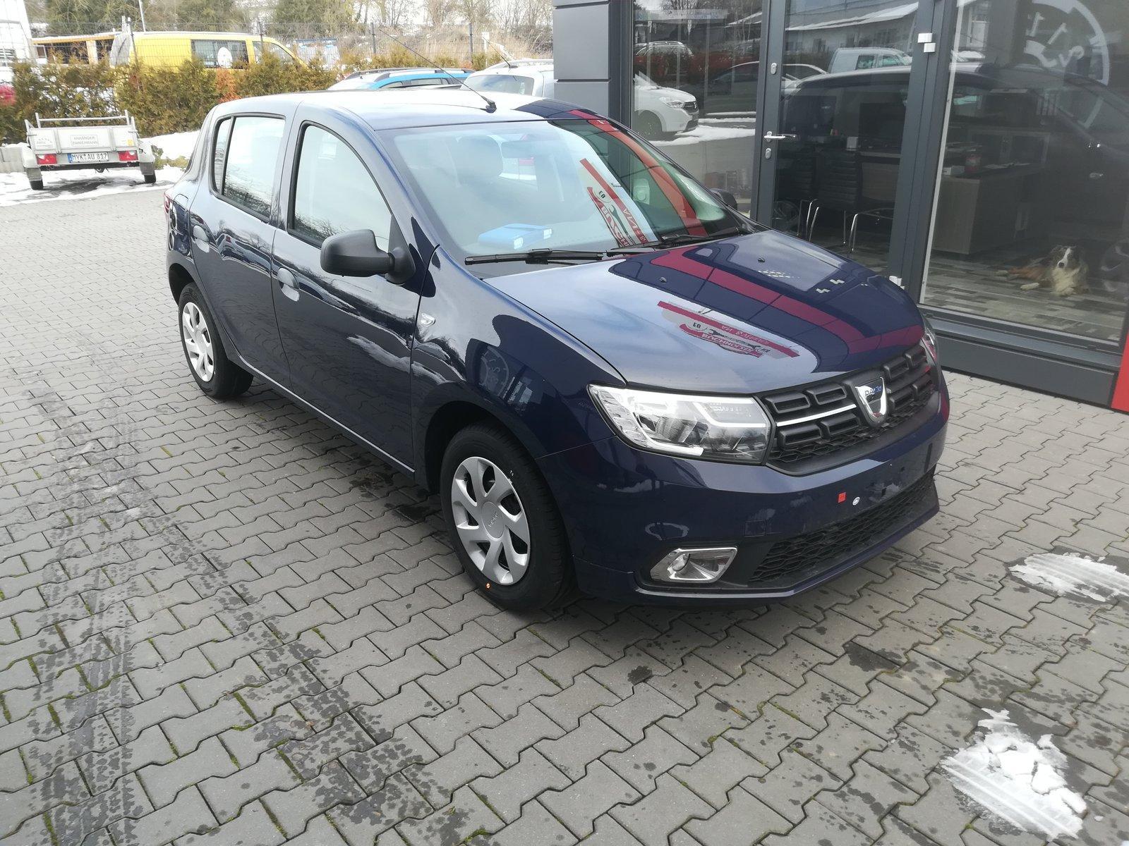 Dacia Sandero Streetway TCe 100 LPG Klima*Freisprech