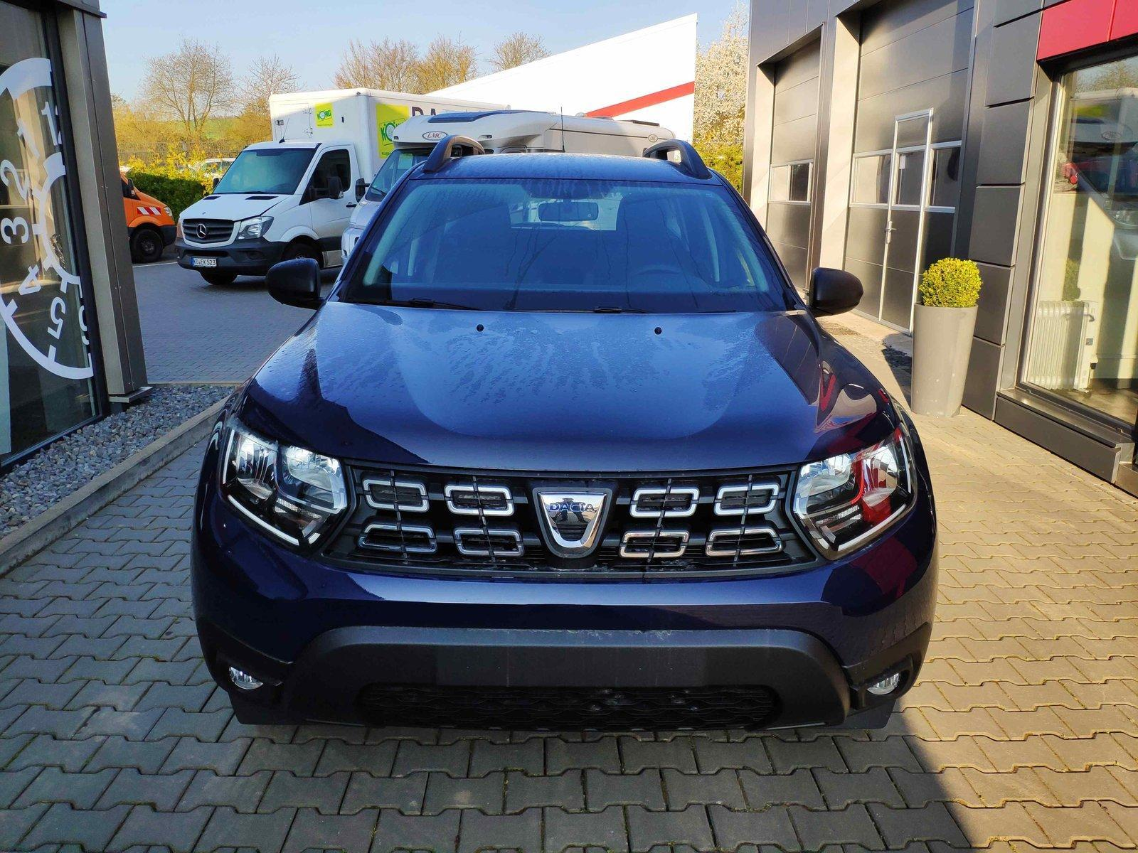 Dacia Duster LPG PDC*Freisprech*ZV-Funk*Klima*uvm