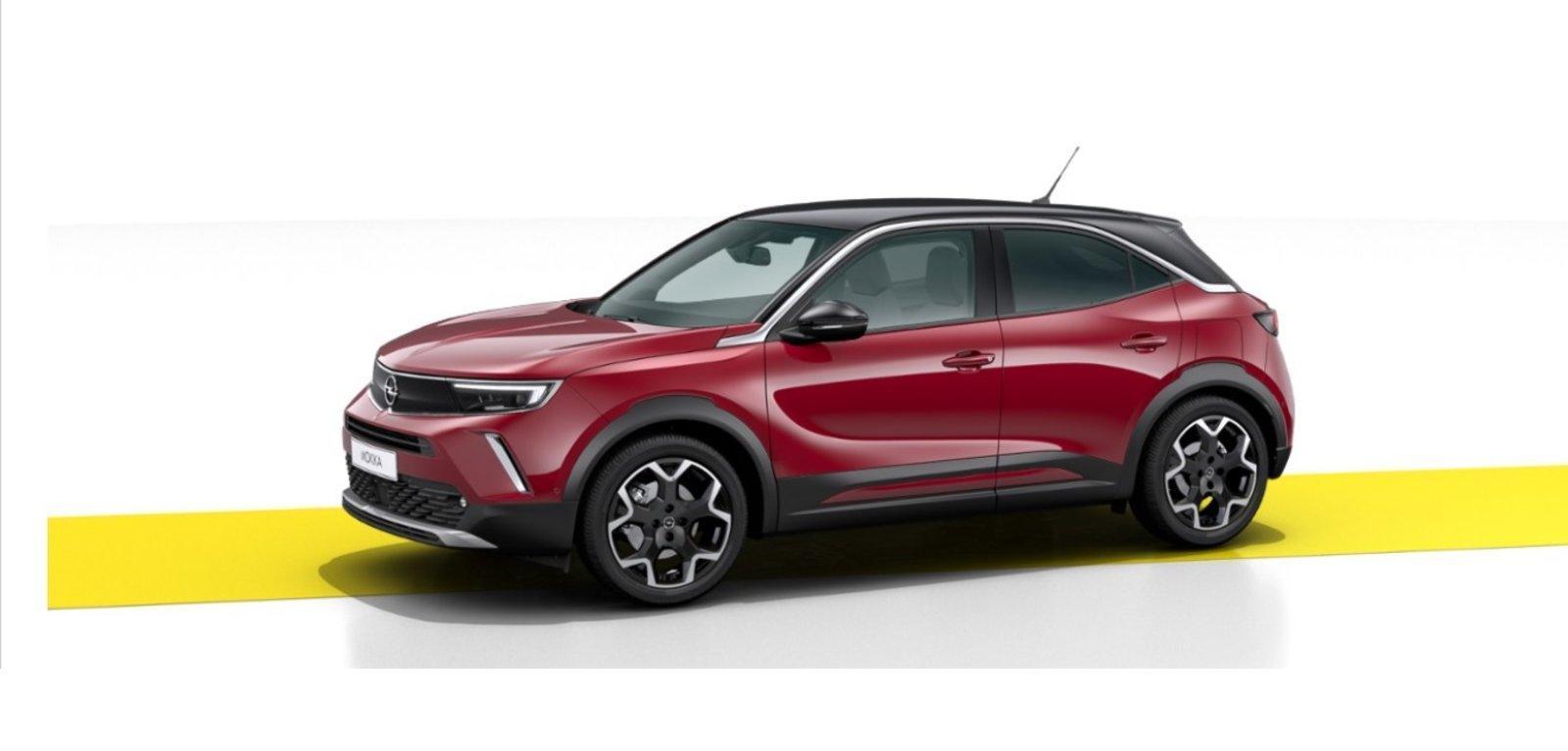 Opel Mokka Ultimate*5JGa*AHK*Navi*LED*Shzg*PDC*Cam*18