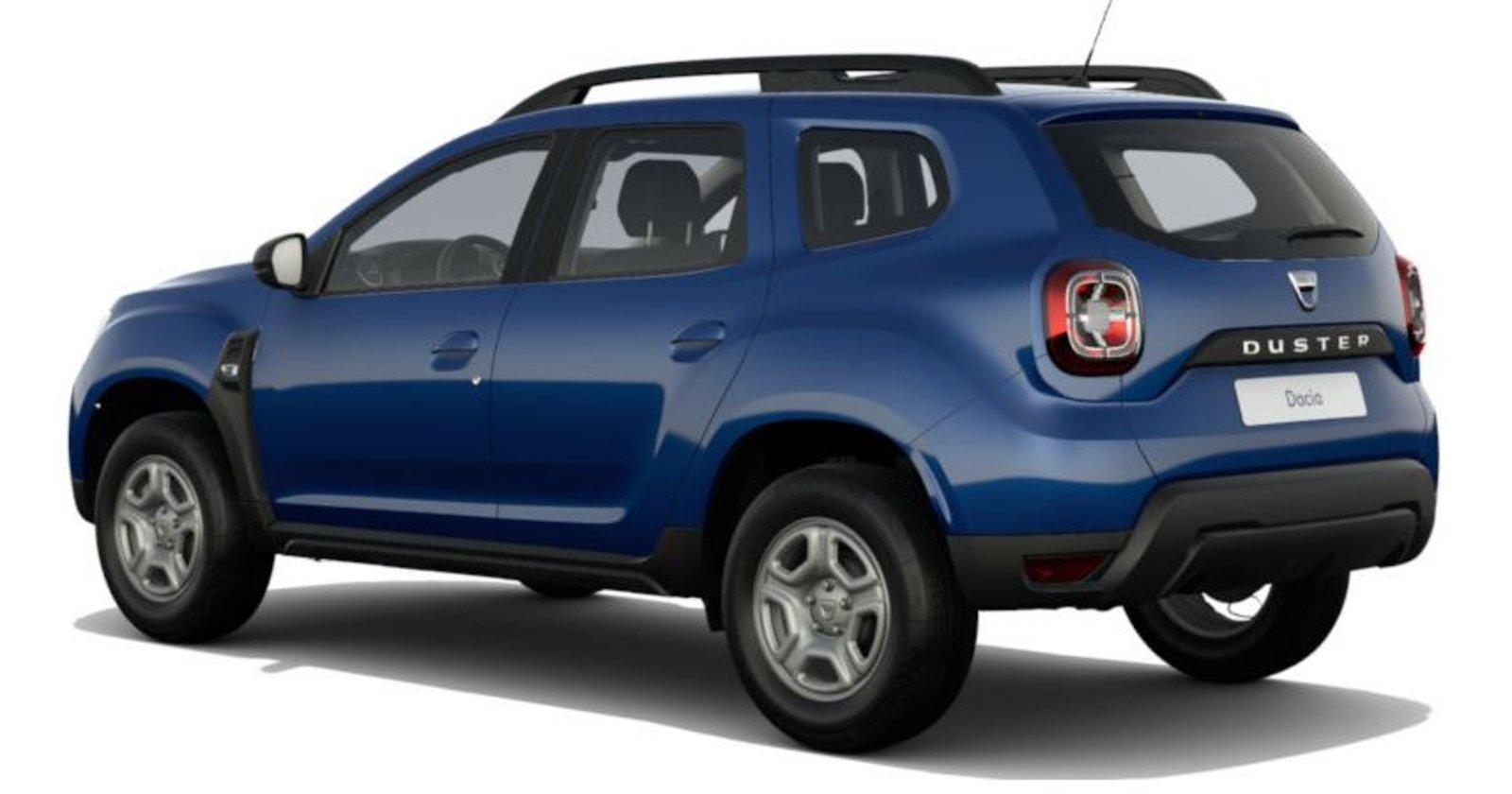Dacia Duster II TCe 130 Klima*Radio*Zentral*SHZ