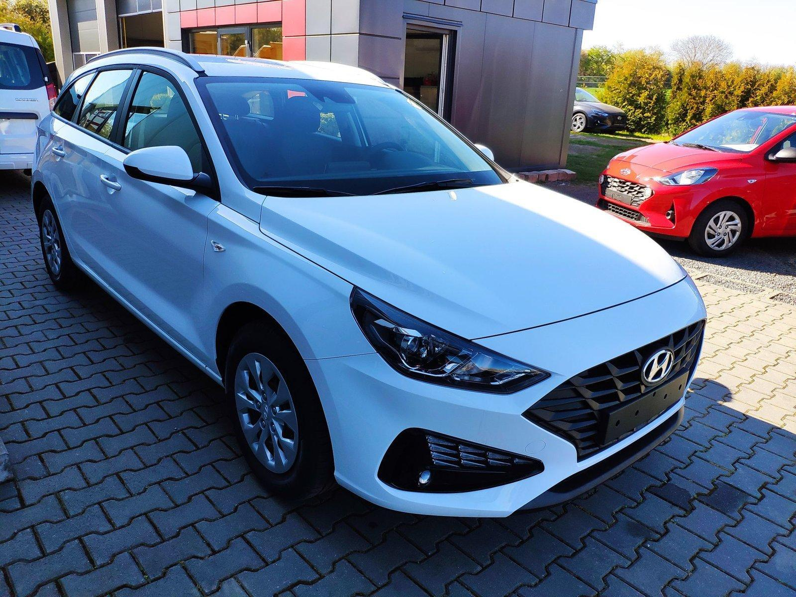 Hyundai i30 Kombi Klima*Freisprech*Spurhhalteass.*uvm
