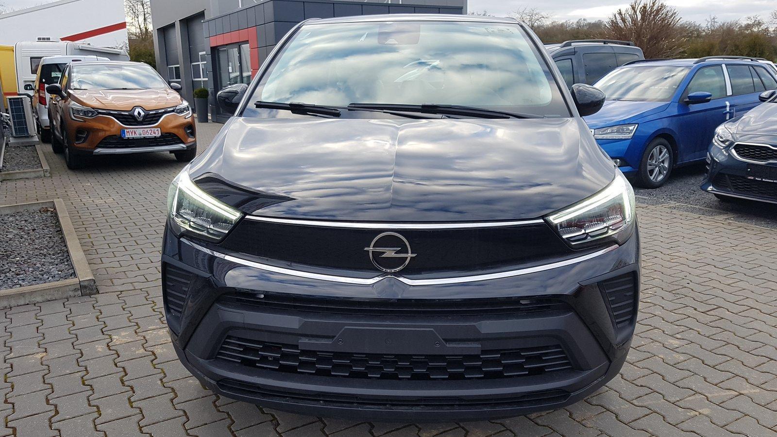 Opel Crossland Edition n.M.*LED*Shzg*AppleCar*Klima*