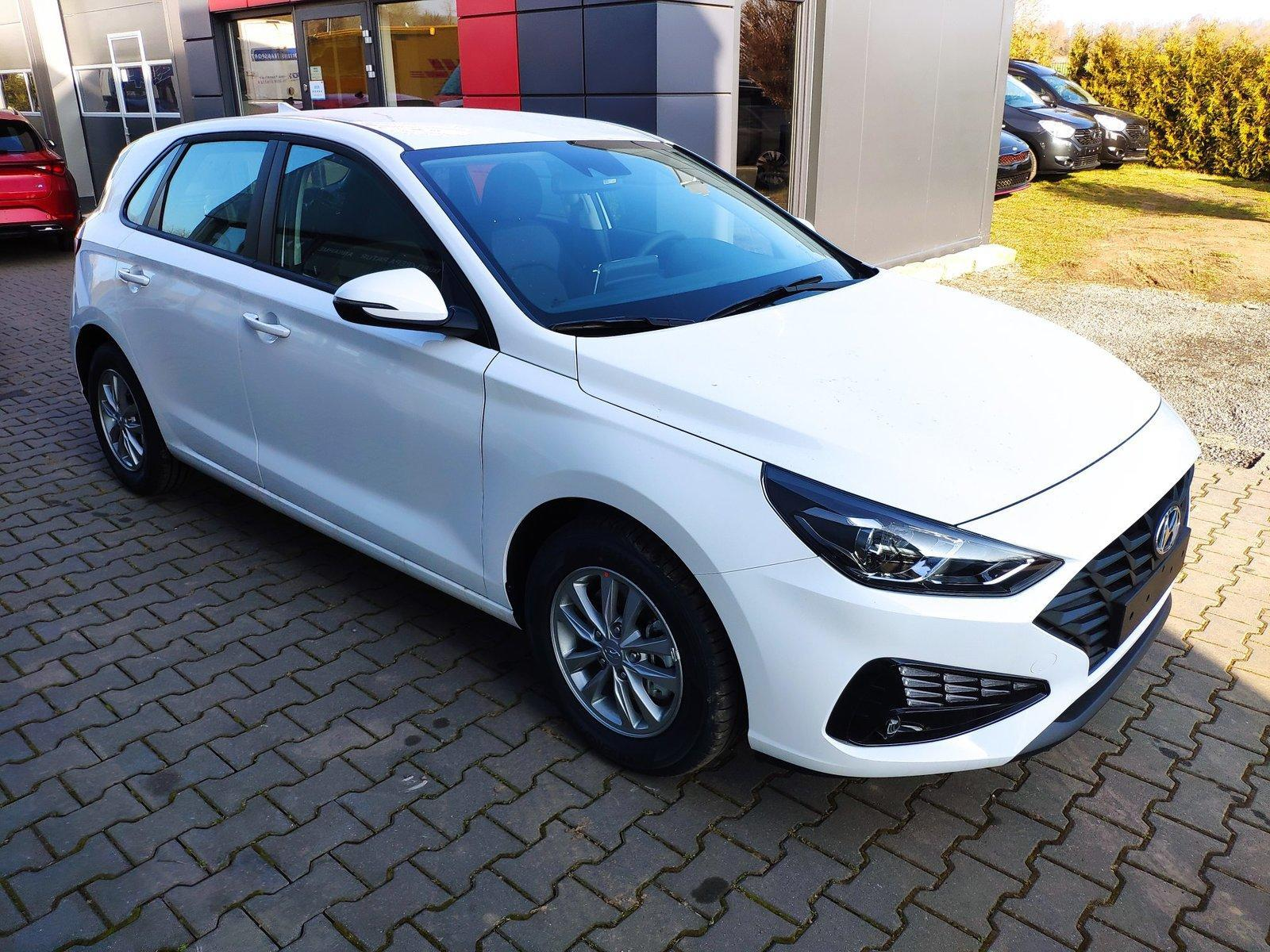 Hyundai i30 Neues Modell! App-Connect*Kamera*Klima uvm!