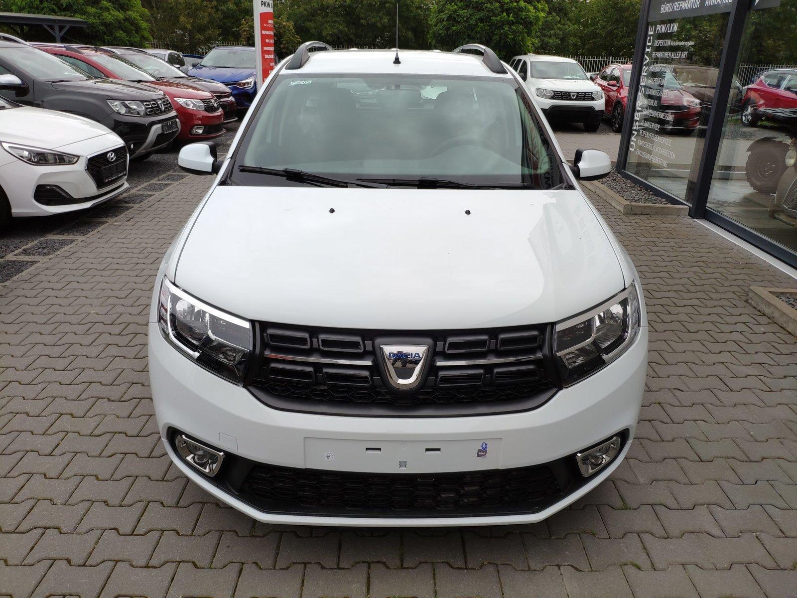 Dacia Logan MCV II LPG Klima*ZV Funk*Bluetooth uvm!
