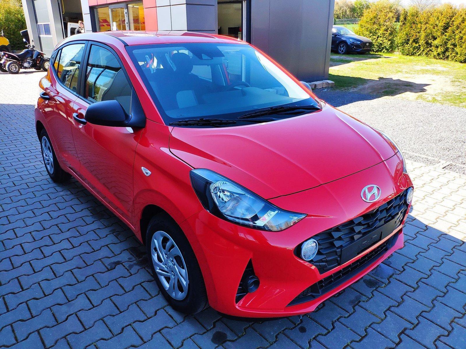 Hyundai i10 COMFORT AUTOMATIK KLIMA TEMPOMAT RADIO...